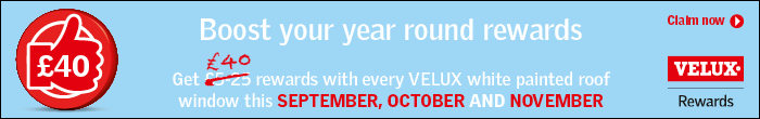 Velux Windows Rewards