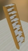 Softwood spacesaver Staircase